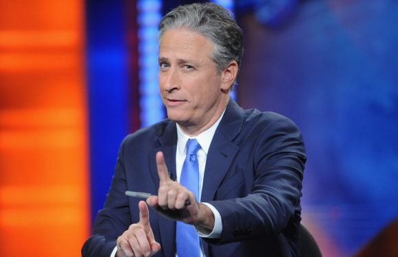 Jon Stewart Saves Goats Who Ended Up on Subway Tracks