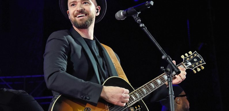 Justin Timberlake Will Share 'Intimate' Photos in New Book About His Career — See the Cover!