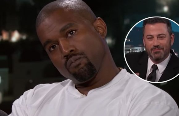 Kanye West Left Speechless When Jimmy Kimmel Asks If Trump Cares About Black People — But Viewers Speak Up