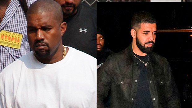 Kanye West Finally Breaks Silence On His Beef With Drake: 'It Hits Me In A Really Sensitive Place'