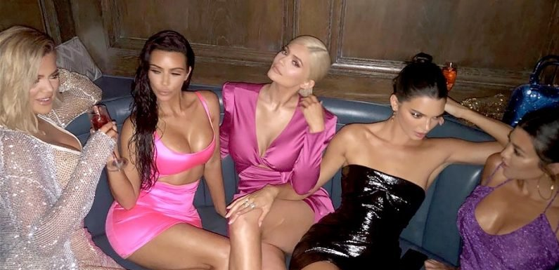 Inside Kylie's 21st Birthday Bash: Kris and Caitlyn JennerBoth Attended!