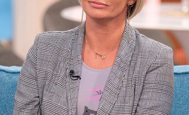 Kerry Katona opens up on bankruptcy fears as a single mum