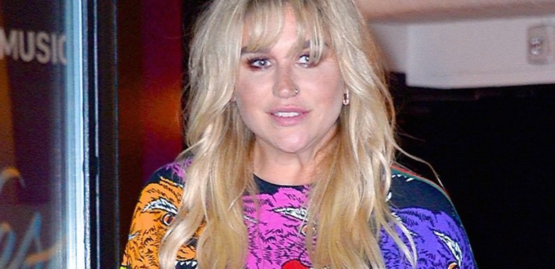 Kesha gets rear-ended heading to doc premiere afterparty