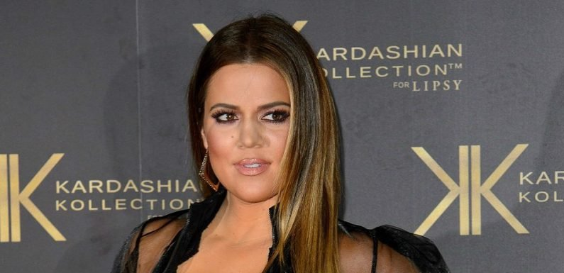 Khloe Kardashian Says She Was Scared To Gain Too Much Weight During Pregnancy