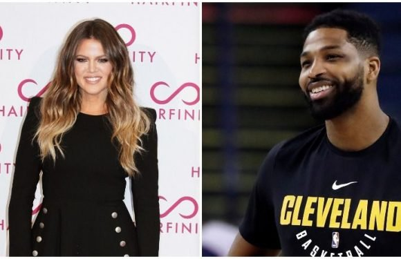 Khloe Kardashian & Tristan Thompson Step Out For A Date Night In L.A.