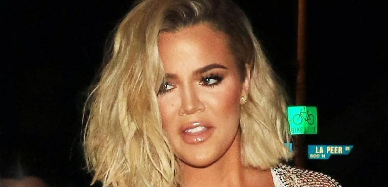 The 4-Step Guide to Khloe Kardashian's Sexy Bedhead Waves