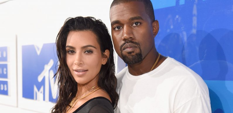 Kim Kardashian Hid Her Wedding Ring from Kanye West When She Was Married to Kris Humphries