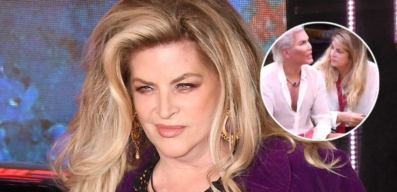 Kirstie Alley Refuses to Explain Scientology to 'Celebrity Big Brother' Co-Star
