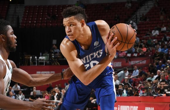 NBA rookies believe the Kevin Knox hype, too