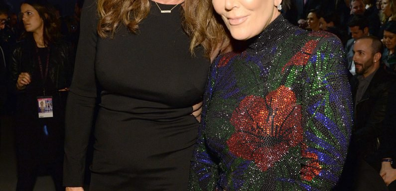 Kris and Caitlyn Jenner Only 'Interact When They Have to' for Kendall and Kylie's Sake: Source