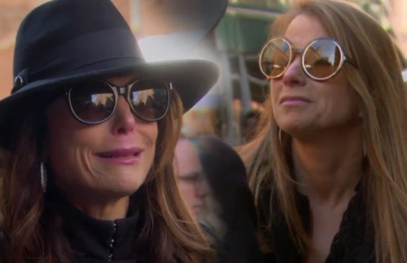 'RHONY' Bad Apple of the Week: Bethenny Frankel Faces Jill Zarin for First Time in 6 Years at Bobby's Funeral