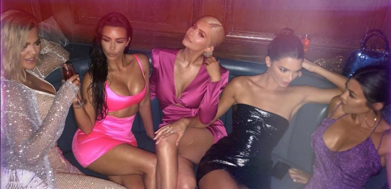 Kanye says he'd hook up with Kim's sisters in new song