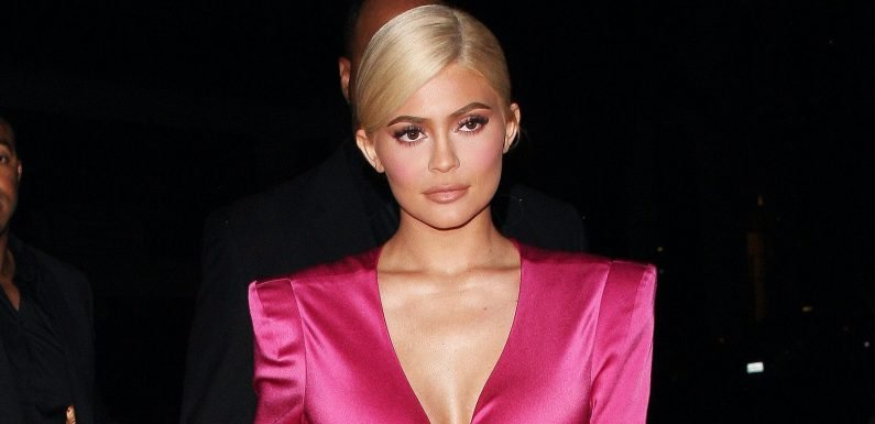 Kylie Jenner Celebrated Her 21st Birthday WithTwo Barbie-Inspired Outfits