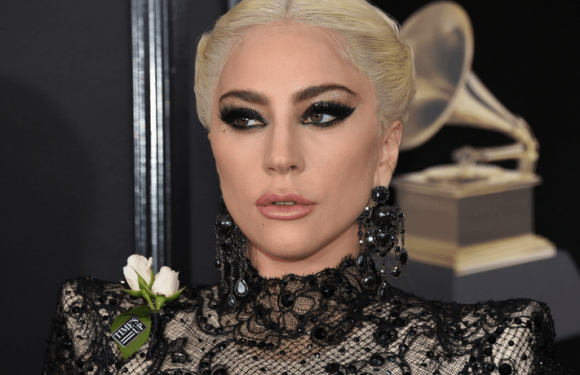 Lady Gaga Is Sharing Bizarre, Distorted Images Of Herself On Instagram
