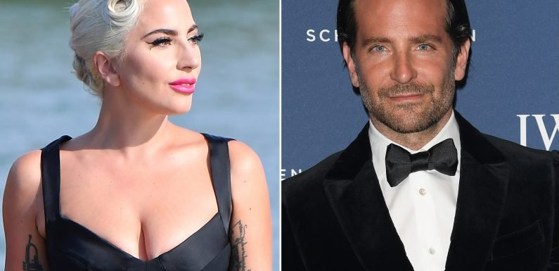 Bradley Cooper wiped off Lady Gaga's makeup for her 'Star Is Born' audition