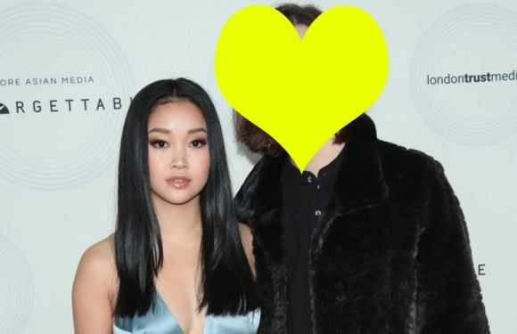 Lana Condor Reveals Her Real Life Boyfriend Writes Her Love Letters