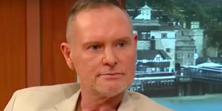 Paul Gascoigne leaves Soccer AM interview early after taking sleeping tablets