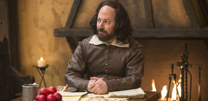 BBC Two confirms premiere date for season 3 of David Mitchell's Upstart Crow