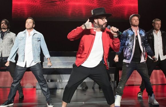 Backstreet Boys concert cancelled after storm causes damage and injures 14 fans