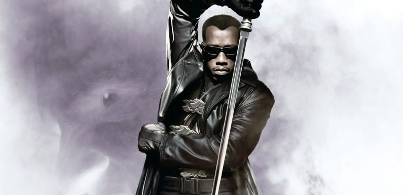 Wesley Snipes teases two Blade projects for Marvel