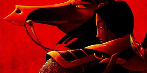 Disney's live-action Mulan director shares gorgeous first look at the set