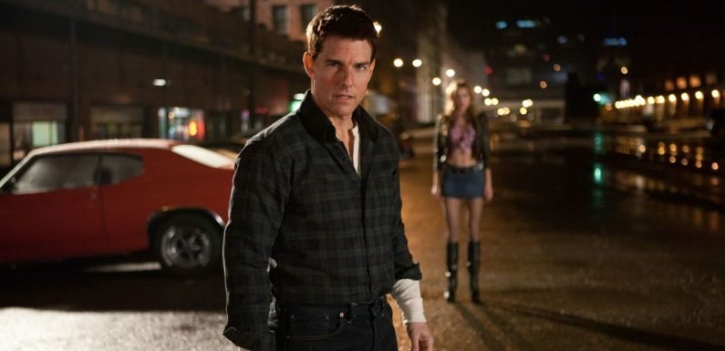 Jack Reacher novels are coming to TV after those two Tom Cruise movies