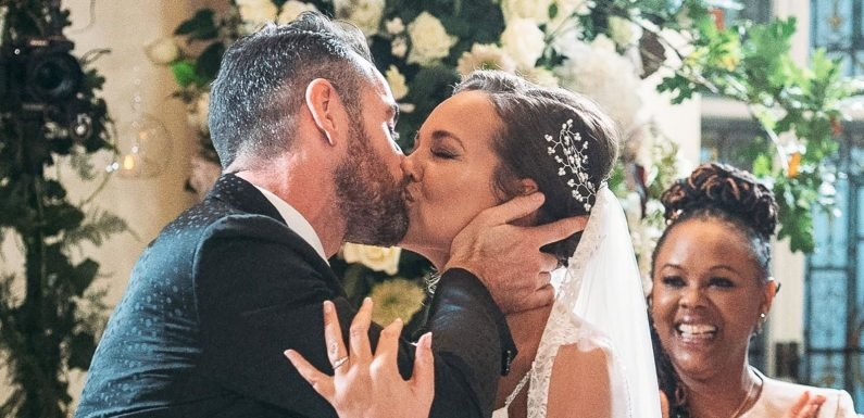 Celebrity Big Brother star Ben Jardine's Married at First Sight wife breaks her silence for the first time