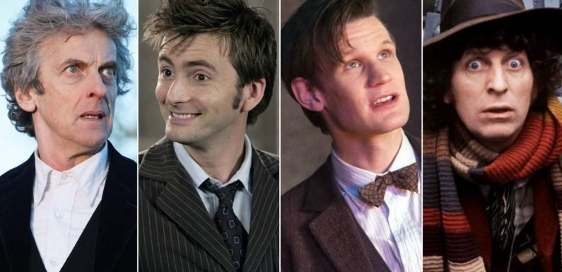 Who is the best Doctor Who, according to the fans?