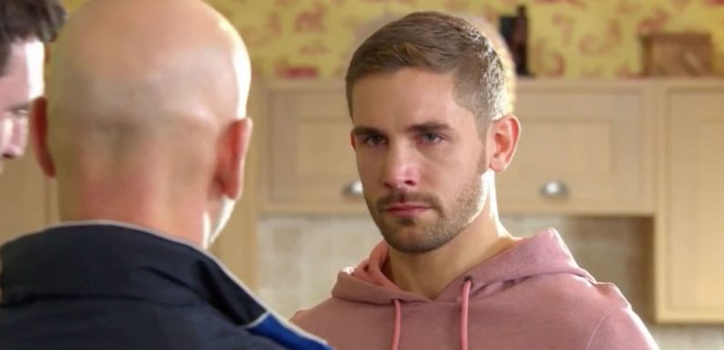 Hollyoaks' Brody Hudson could uncover the shocking truth about Ollie's abuse