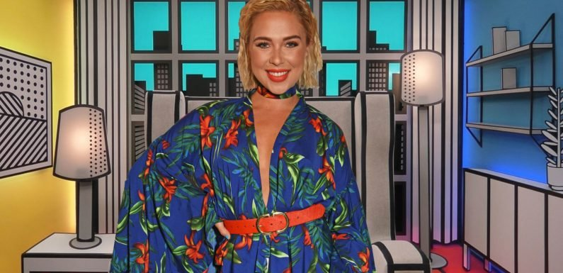 """Love Island's Gabby Allen says she """"wouldn't go there"""" with Dan Osborne ahead of Celebrity Big Brother"""