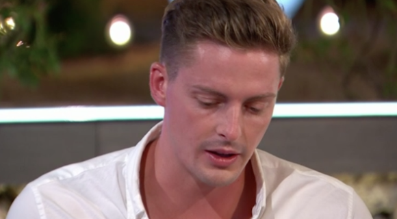Love Island's Dr Alex George talks about potential romance with Caroline Flack