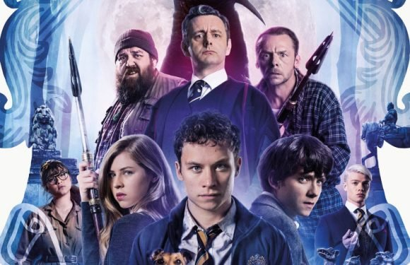 Simon Pegg and Nick Frost reunite in horror comedy Slaughterhouse Rulez's first trailer