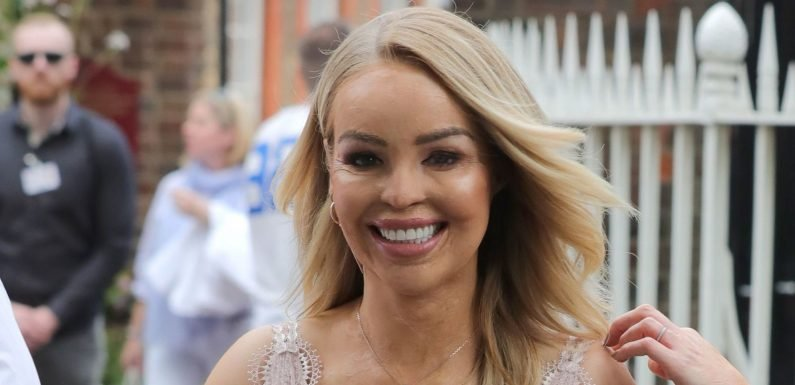 Strictly Come Dancing 2018: Katie Piper reveals she wants to dance with Giovanni Pernice