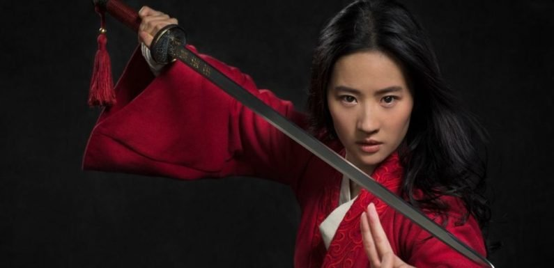 Disney releases first look at live-action Mulan starring Liu Yifei
