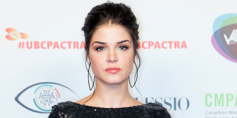 The 100 star Marie Avgeropoulos arrested in connection with domestic violence claims