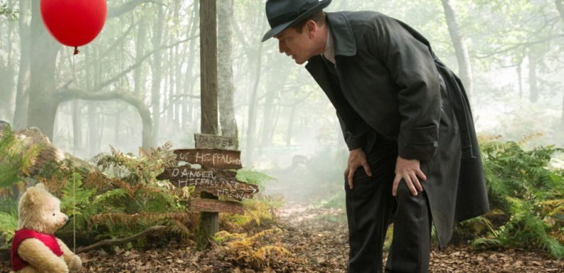 Hayley Atwell reveals the scary side of Christopher Robin's puppet cast