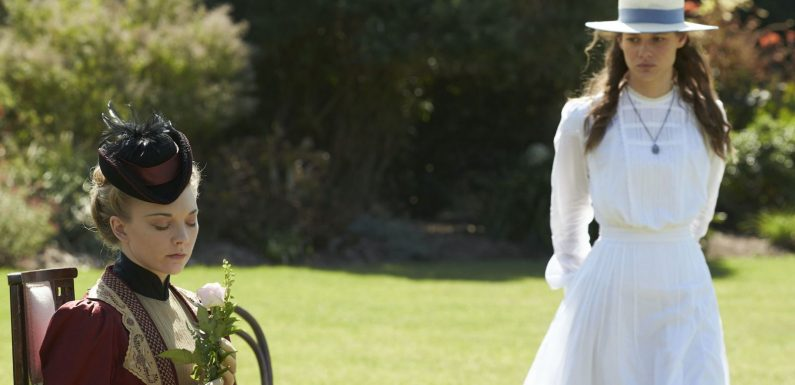Picnic at Hanging Rock baffles viewers with cryptic cliffhanger ending to finale