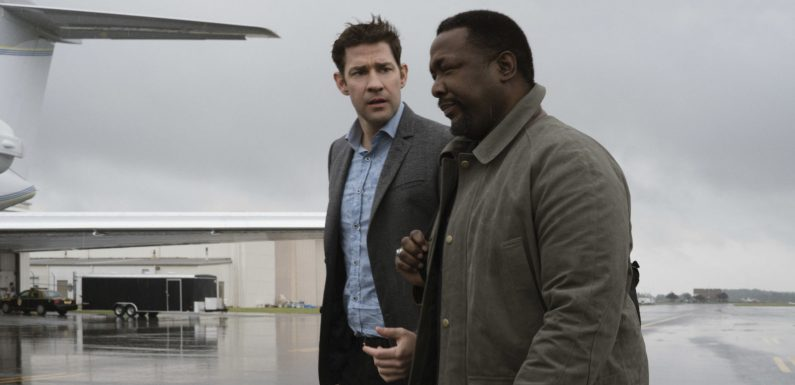 Jack Ryan star came close to being replaced ahead of season 2 shooting