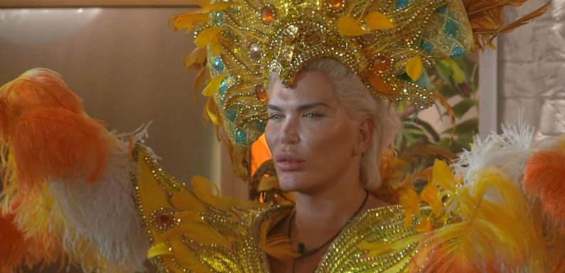 Celebrity Big Brother viewers want Rodrigo Alves removed after he asked to see Ben Jardine's penis