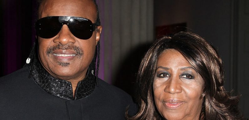 Stevie Wonder remembers his final meeting with Aretha Franklin in emotional interview