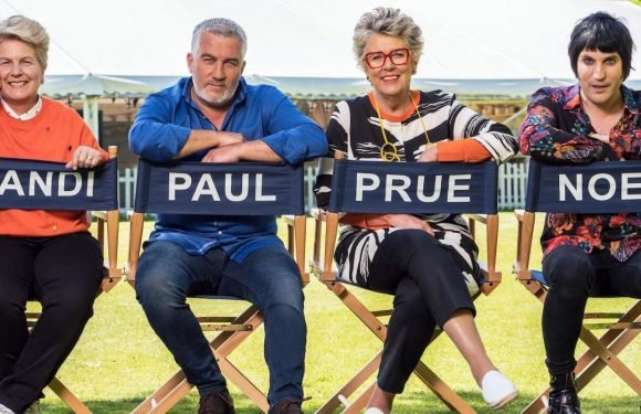 Great British Bake Off's Channel 4 years are coming to Netflix… in the US