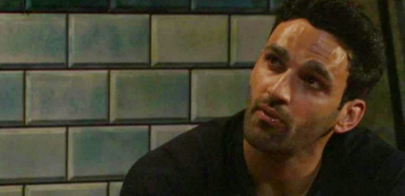 EastEnders hints at Kush Kazemi cheating plot as he's tempted to betray Denise