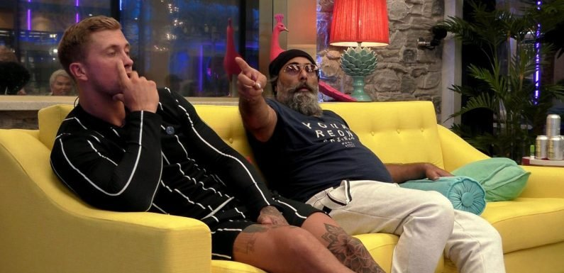 Celebrity Big Brother's Hardeep Singh Kohli under fire again for questioning Chloe Ayling's glamour modelling