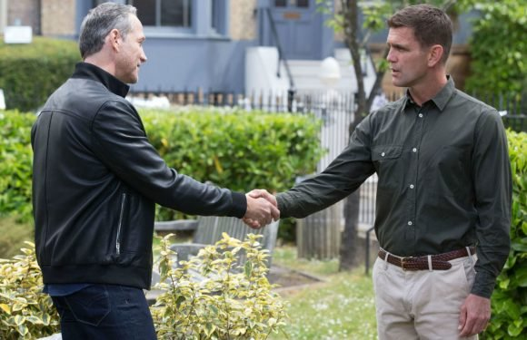 EastEnders' Jack Branning proposes to Mel but Ray's arrival could ruin everything