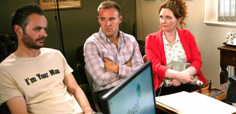 Coronation Street brings back Tyrone Dobbs's father – but will a new secret be revealed?