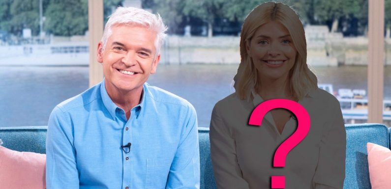 Who is going to replace Holly Willoughby on This Morning while she co-hosts I'm a Celebrity?