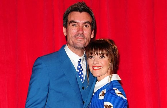 Emmerdale's real-life couple Jeff Hordley and Zoe Henry reveal their surprising hobby