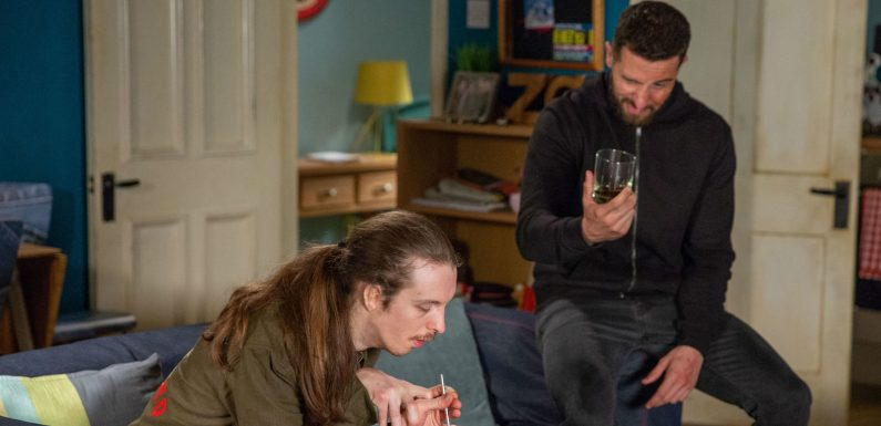Emmerdale star Michael Parr is backing Ross Barton's bromance with Ryan Stocks