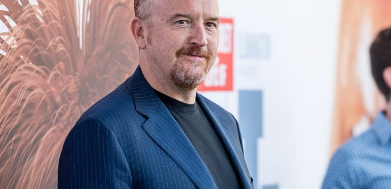 Louis C.K. performed in Long Island before his Comedy Cellar comeback