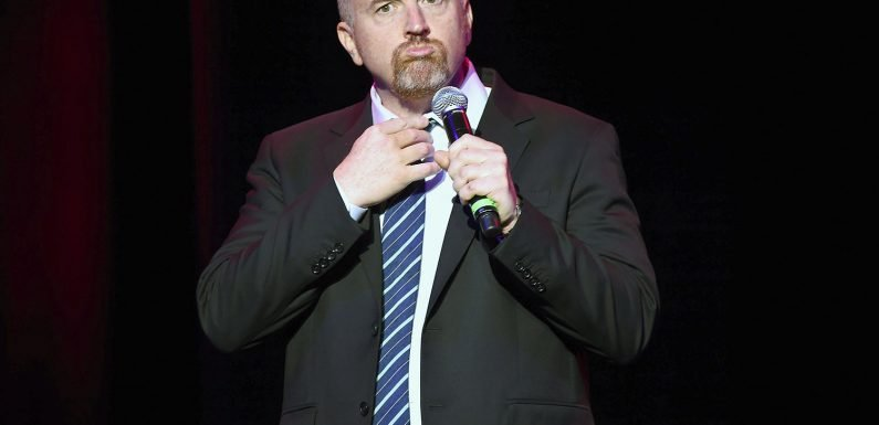 Comedians divided on Louis C.K. making standup comeback